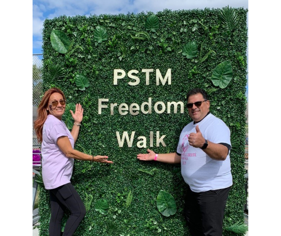 Group Natale was a major sponsor of the 5km Freedom Walk organized by Pâtisserie St-Martin