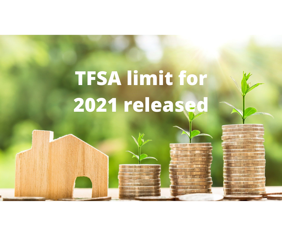 TFSA limit for 2021 released